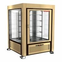 Витрина кондитерская HICOLD VRC 350 R Be - купить в интернет-магазине key-t.com