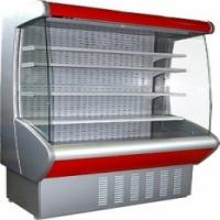 Витрина холодильная ВХСд-1.3 Горка - купить в интернет-магазине key-t.com
