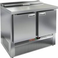 Стол охлаждаемый для салатов HICOLD SLE1-11GN