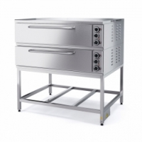 Шкаф пекарный электрический двухсекционный ШПЭ102 - купить в интернет-магазине key-t.com