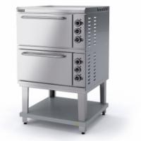Шкаф жарочный электрический двухсекционный ШЖЭ92-01 - купить в интернет-магазине key-t.com