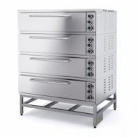 Шкаф пекарный электрический четырехсекционный ШПЭ104 - купить в интернет-магазине key-t.com