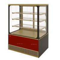 Витрина холодильная Марихолодмаш Veneto VS-0,95 CUBE крашеная - купить в интернет-магазине key-t.com