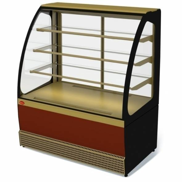 Холодильная витрина VS-0,95 Veneto - купить в интернет-магазине key-t.com